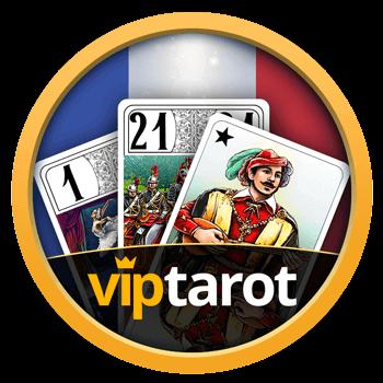 VIP Tarot Logo