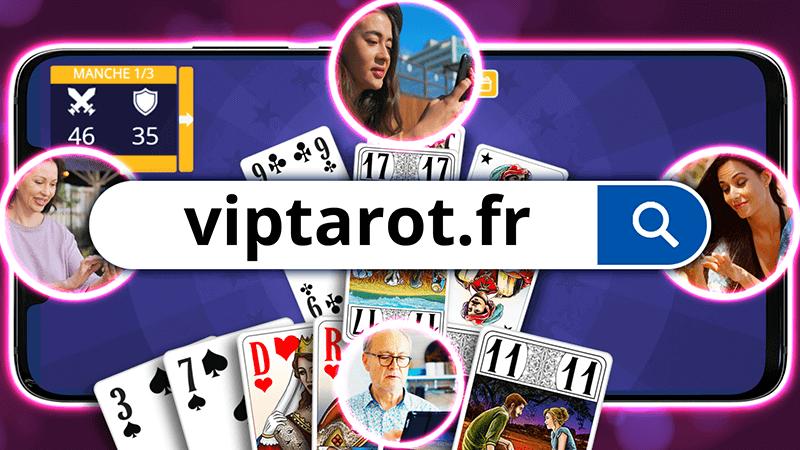 façons de devenir le meilleur joueur de tarot en ligne